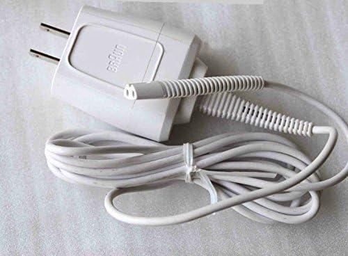 Braun Afeitadora Pulsonic Cargador Cable de alimentación para ...