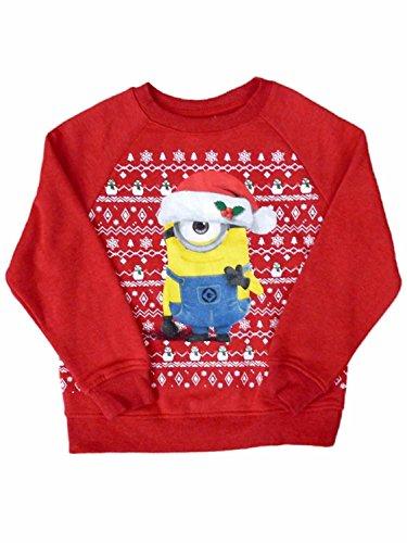 Minions Christmas Sweatshirt