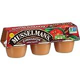Musselman's Cinnamon Sweetened Applesauce, 4-Ounce Cups (Pack of 72)