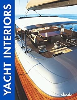 Yacht Interiors Design Book