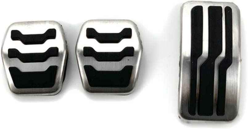 para Ford Focus MK2 MK3 MK4 2005///2018 Mondeo Fusion KUGA para Lincoln WZJFZPL Pedal de Freno del Embrague del Freno del Acelerador del autom/óvil para Mazda 3