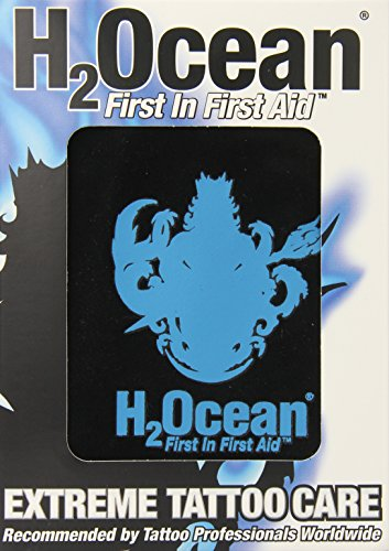 H2Ocean Extreme Tattoo Care Kit, 9 (H2ocean Tattoo)