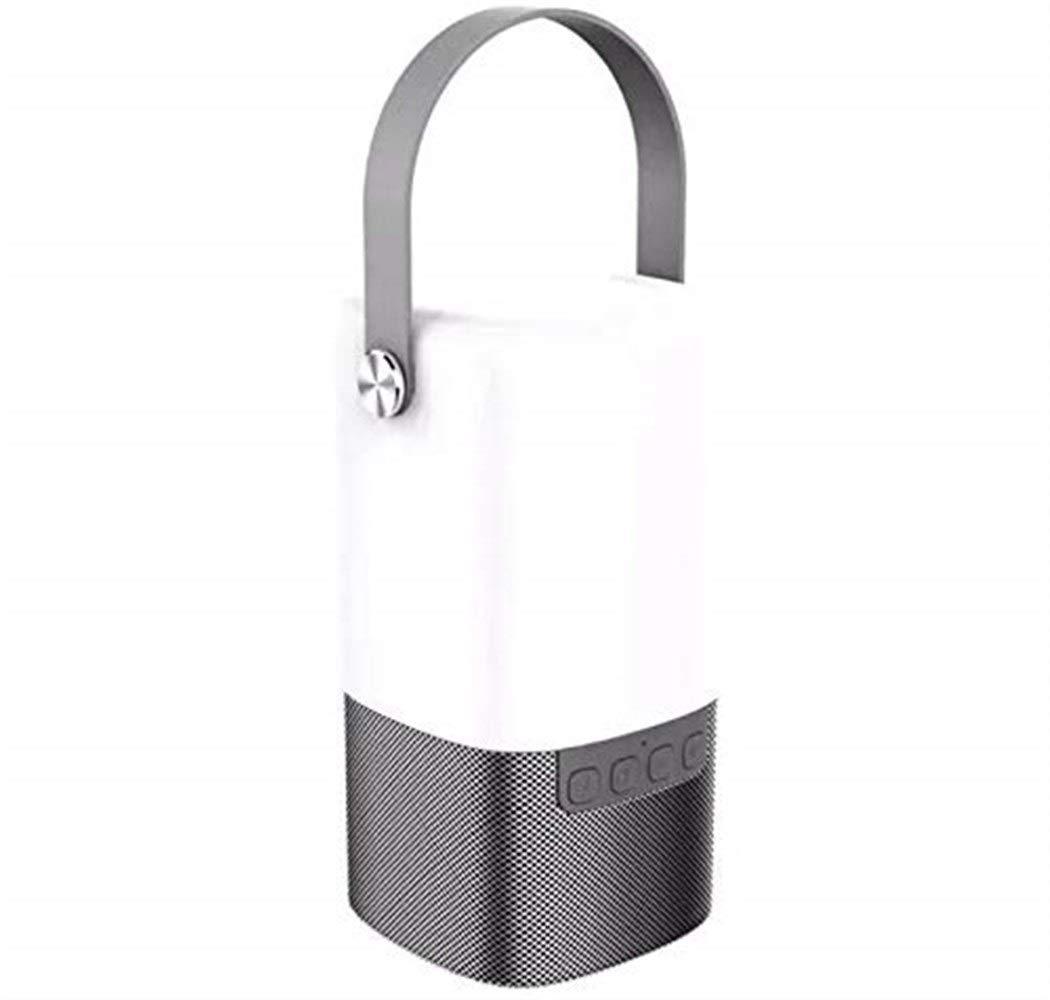 PCスピーカー ブルートゥースのスピーカーこんにちは無線ブルートゥースのスピーカーの携帯用屋外の健全で薄い黒を聞き ブルートゥーススピーカー   B07R4HDLKL
