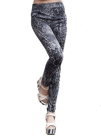 0b6de8314 Demarkt Fashion Ladies Female Chic Print Girl s Milk Leggings for ...