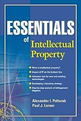Essentials of Intellectual Property (Essentials Series)