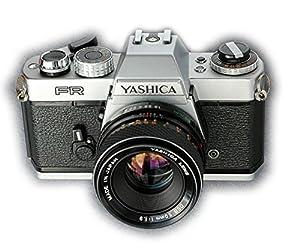 Yashica FR-II 35mm SLR Professional Film Camera