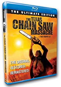The Texas Chain Saw Massacre [Blu-ray]