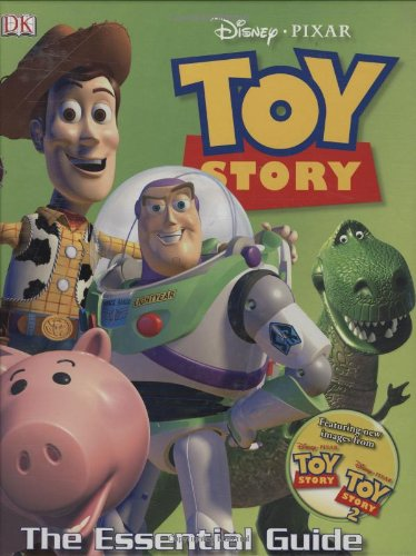 Toy Story: The Essential Guide (Dk Essential Guides)