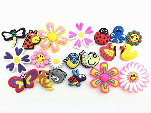 Flying Shoe Charms - 3