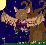 Ruby's Halloween Pumpkin