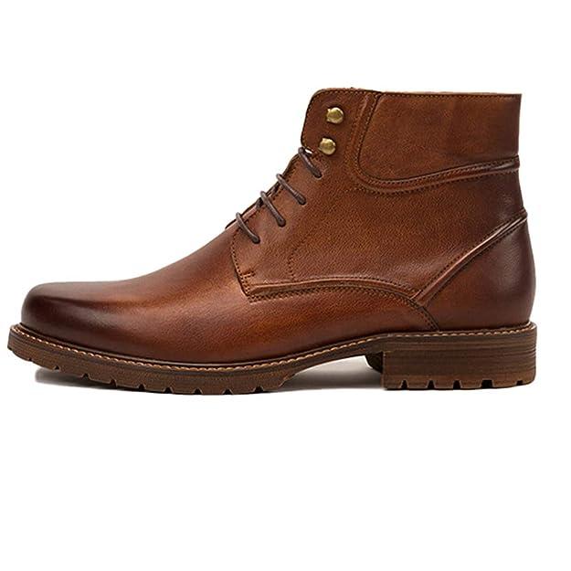 Mens Doc Martin Boots Botas De Seguridad Botas De Seguridad Classic Leather Botas De Piel De Caña Alta De Otoño E Invierno Capa Superior De Piel De Vaca: ...