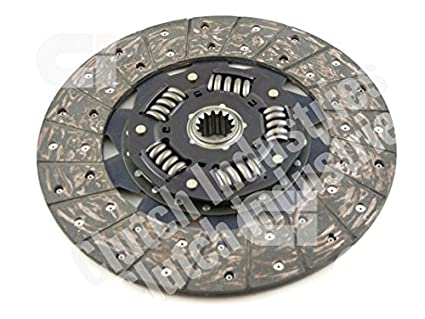 4Terrain Heavy Duty Premium Clutch Kit with ER2 Heavy Duty Cover Assembly Heavy Duty Clutch Plate for improved operating life | Release bearing | Clutch ...