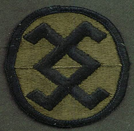 Amazon com: US Army 120th Arcom SSI subdued patch