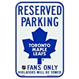 WinCraft NHL Toronto Maple Leafs 11 by 17-Inch Sign