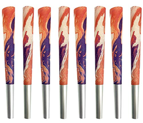 Elephant Rolling Papers, Dantes Inferno Pre-Rolled Cones 8 Pack