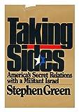 Taking Sides, Stephen Green, 0688026435