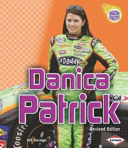 Danica Patrick  Amazing Athletes  Paperback