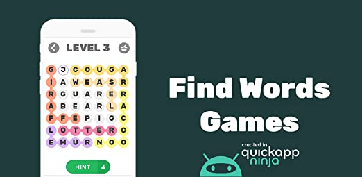 Amazon.com: Find Words Games: Appstore for Android