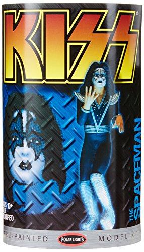 ポーラライツ 1/10 KISS エース・フレイリー 塗装済プラモデルキットの商品画像
