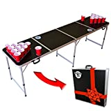 GoPong 8-Foot Portable Beer Pong / Tailgate