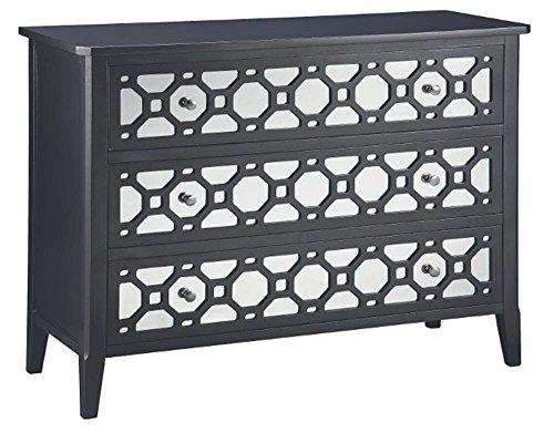 (Stein World Furniture Vivien Chest, Gunmetal Grey)