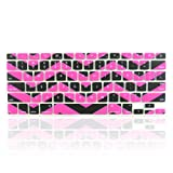 TOP CASE - Chevron Zig-Zag Silicone Keyboard Cover Skin for Macbook 13