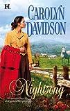 Nightsong, Carolyn Davidson, 0373772858