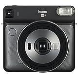 Fujifilm Instax Square SQ6 Cámara Digital, Color Negro
