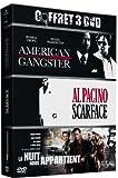 American Gangster + La nuit nous appartient + Scarface