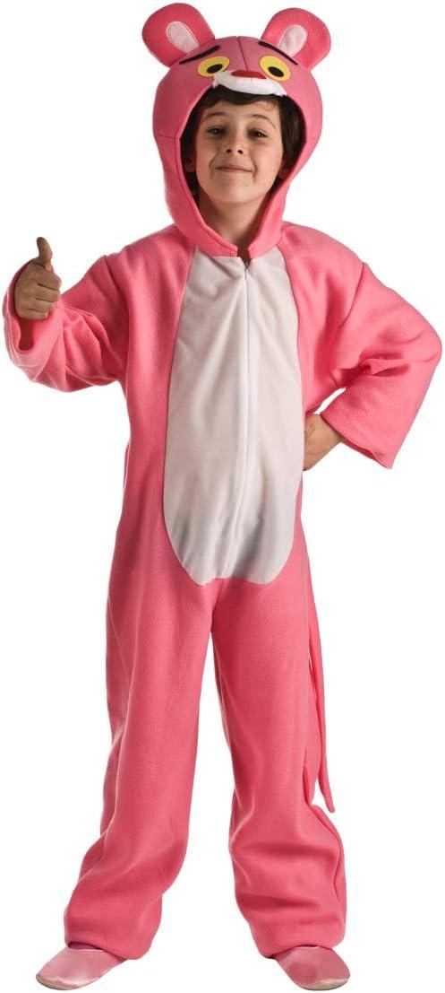 Disfraz de Pantera Rosa para niños: Amazon.es: Juguetes y juegos
