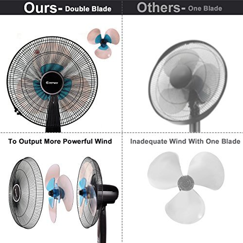 Buy stand up oscillating fan