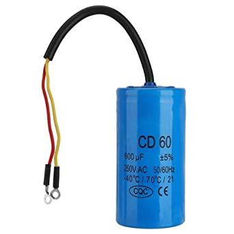 Capacitor CD60 Motor Start 150MFD 150UF 250VAC HVAC