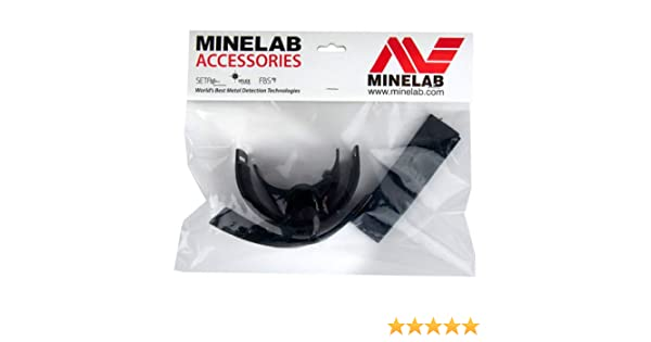 Amazon.com : Minelab Armrest Kit for Minelab X-TERRA Metal Detectors : Garden & Outdoor
