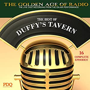 The Best of Duffy's Tavern Radio/TV Program