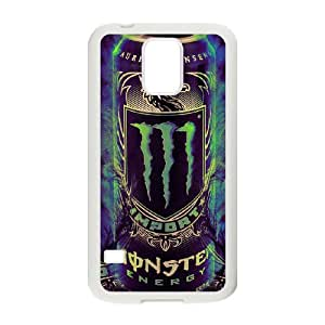Monster Energy For Samsung Galaxy S5 Phone Case & Custom Phone Case Cover R81A649687