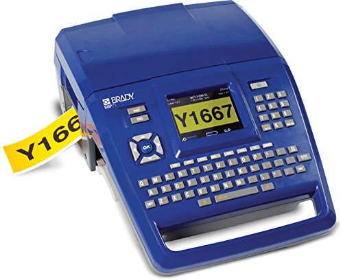 Brady BMP71 Label Printer with Quick Charger and USB Connectivity (Brady Bmp71 Label Printer)