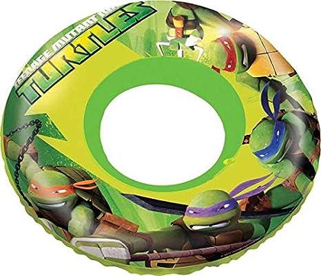 Tortugas Ninja - Flotador 50 Cm Teenage Mutant Tortugas Ninja: Amazon.es: Jardín