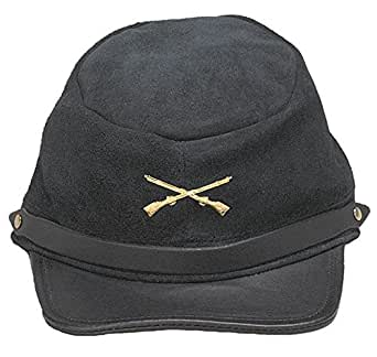 Civil War Yankie Kepi Hat One Size Fits Most