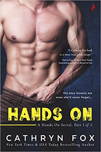 Hands On by Cathryn Fox
