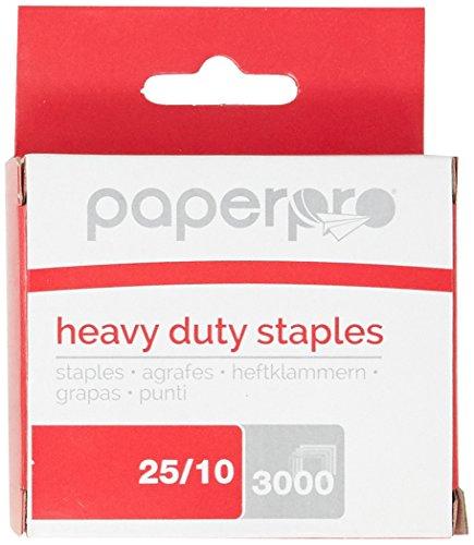 """Cheap PaperPro Heavy Duty Staples, 3/8"""" Leg, 65 Sheet Capacity, 3,000/Box (1962) free shipping"""