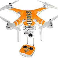 Skin For DJI Phantom 3 Professional – Beach Recipe | MightySkins Protective, Durable, and Unique Vinyl Decal wrap cover | Easy To Apply, Remove, and Change Styles | Made in the USA