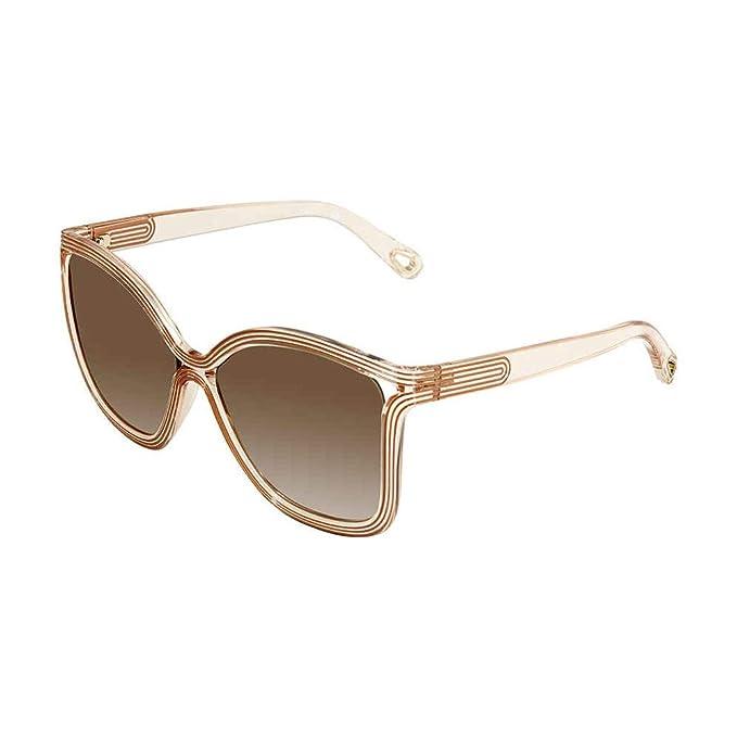 0f2e192d5a5 Chloé RITA CE737S LIGHT PINK KHAKI SHADED women Sunglasses  Amazon.ca   Clothing   Accessories