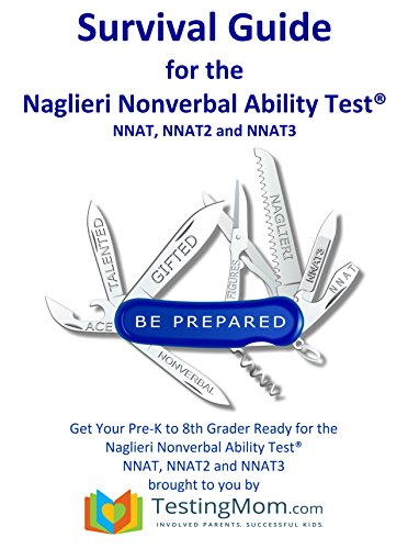 Amazon testing survival guide for the naglieri nonverbal testing survival guide for the naglieri nonverbal ability test nnat nnat2 and the fandeluxe Gallery