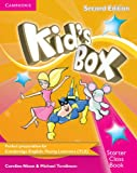Kid's Box Starter Class Book with CD-ROM, Caroline Nixon and Michael Tomlinson, 1107659868