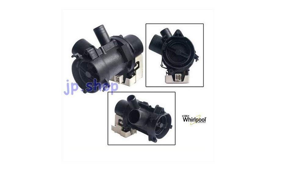 Whirlpool IGNIS 481236018527 - Bomba de desagüe para lavadora ...
