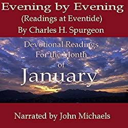 Evening by Evening Readings for January