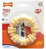 Nylabone Dura Chew Regular Textured Ring Dog Chew Toy