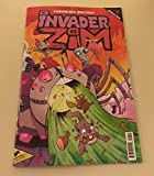 Invader Zim Oversize Treasury Edition Collects Issue #1 and #2 Oni Press Jhonen Vasquez