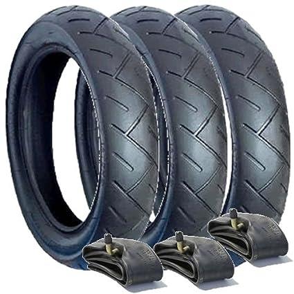Un Juego de neumáticos y tubos para Mountain Buggy jungla urbana