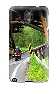 Hot New Cute Funny Ducati Multistrada Pigtail Bridge Case Cover/ Galaxy Note 3 Case Cover 3811415K27832408